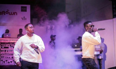 Pen And Paper Concert, Ko-Jo Cue, Lil Shaker