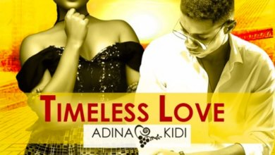 Photo of Audio: Timeless Love by Adina feat. KiDi