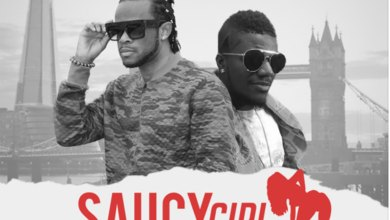 Photo of Audio: Saucy Girl by Geo Wellington feat. Pope Skinny