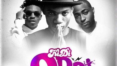 Photo of Audio: Odo (remix) by KiDi feat. Mayorkun & Davido