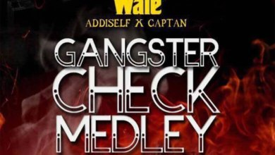 Gangsta Check (Medley) by Shatta Wale, Captan & Addi Self