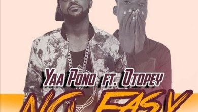 Photo of Audio: Eno Easy by Yaa Pono feat. Otopey