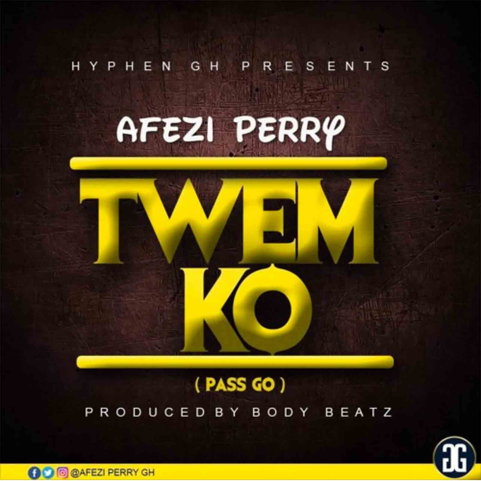 Twom Ko (Pass Go) by Afezi Perry
