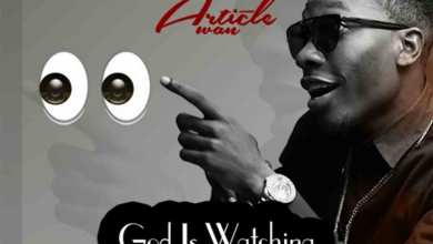 Photo of Audio: God Is Watching by Article Wan
