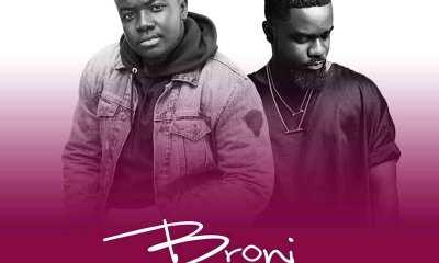 Ekomedeme remix by Broni ft. Sarkodie