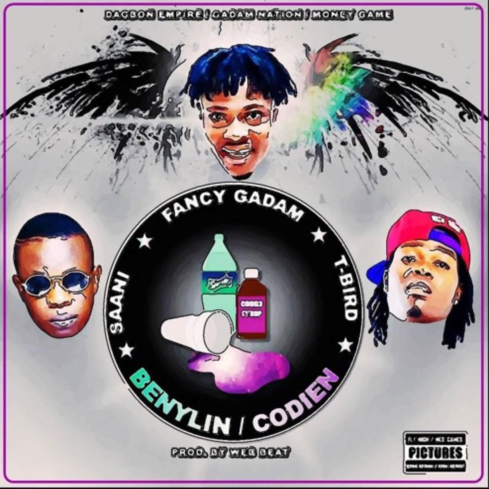 Benylin / Codien by Sanni feat. Fancy Gadam & T-Bird