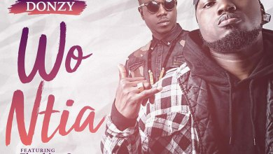 Wo Ntia by Donzy feat. Flowking Stone