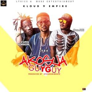Akosua Guy Guy by Kloud 9 Empire