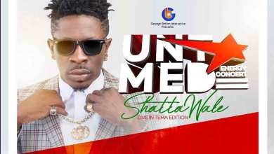 """Photo of Shatta Wale """"Untamed Energy concert"""" to get new date"""