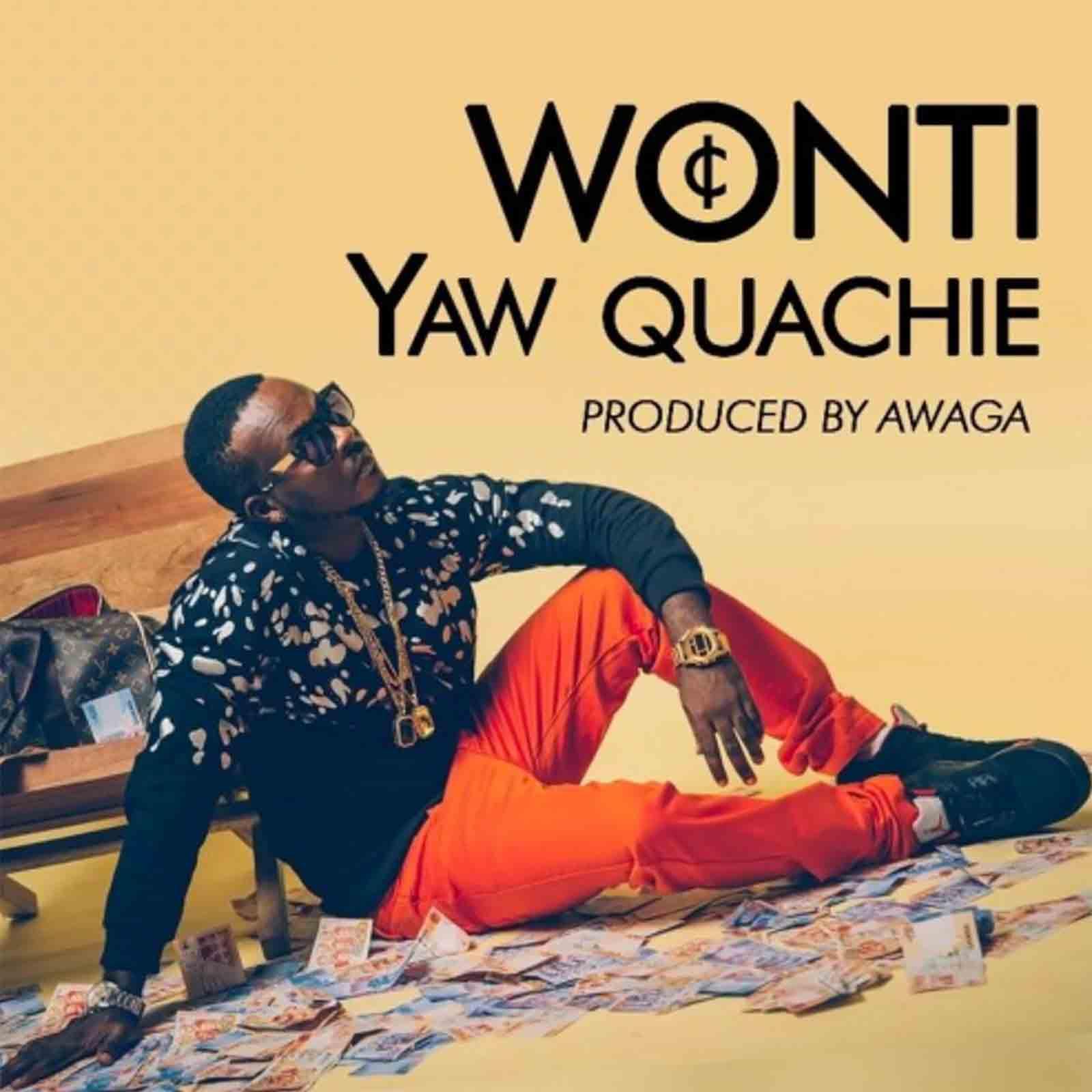 Wonti by Yaw Quachie