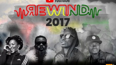 Photo of Shatta Wale 4 music videos listed in Top Trending Music Videos of 2017 on YouTube