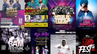 Photo of Get the list & details of every music event this Xmas