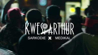 Photo of Video: Grind Day remix by Kwesi Arthur feat. Sarkodie & Medikal