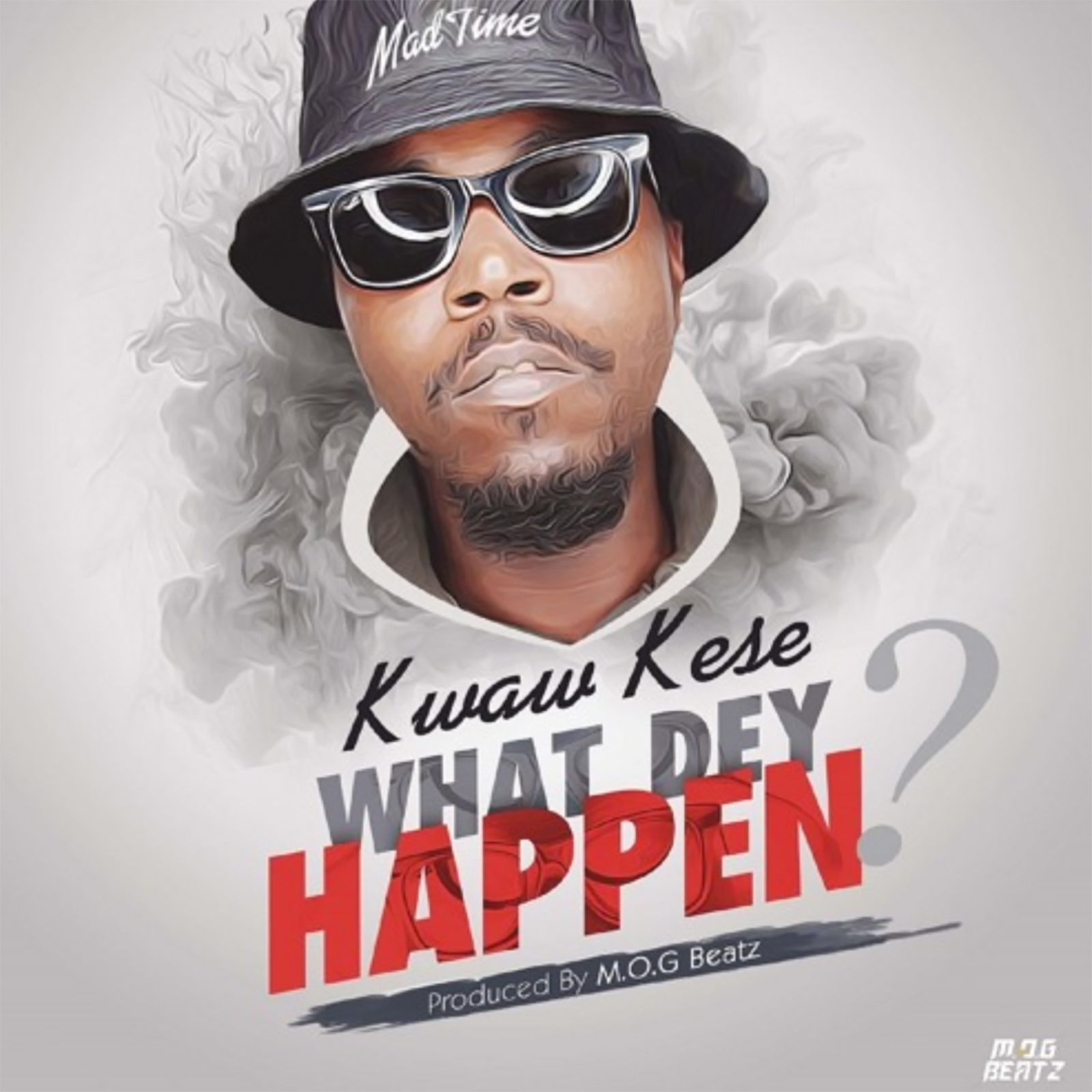 What Dey Happen by Kwaw Kese