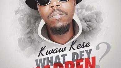 Photo of Audio: What Dey Happen by Kwaw Kese
