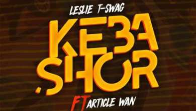 Photo of Audio: Kebashor by Leslie T-Swag feat. Article Wan