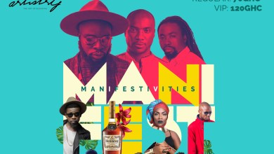 Photo of Hennessy Artistry presents the fifth edition of Manifestivities