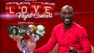 Photo of Vitamilk Love Night with Kwabena Kwabena