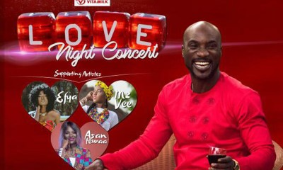 Vitamilk Love Night with Kwabena Kwabena