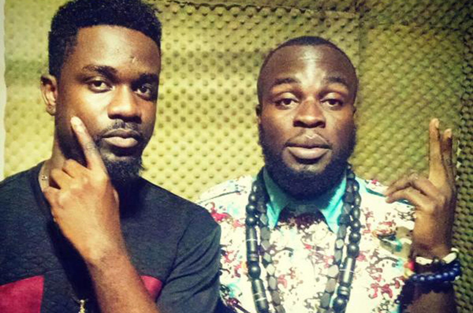 Sarkodie & M.anifest make list of top rappers in Africa