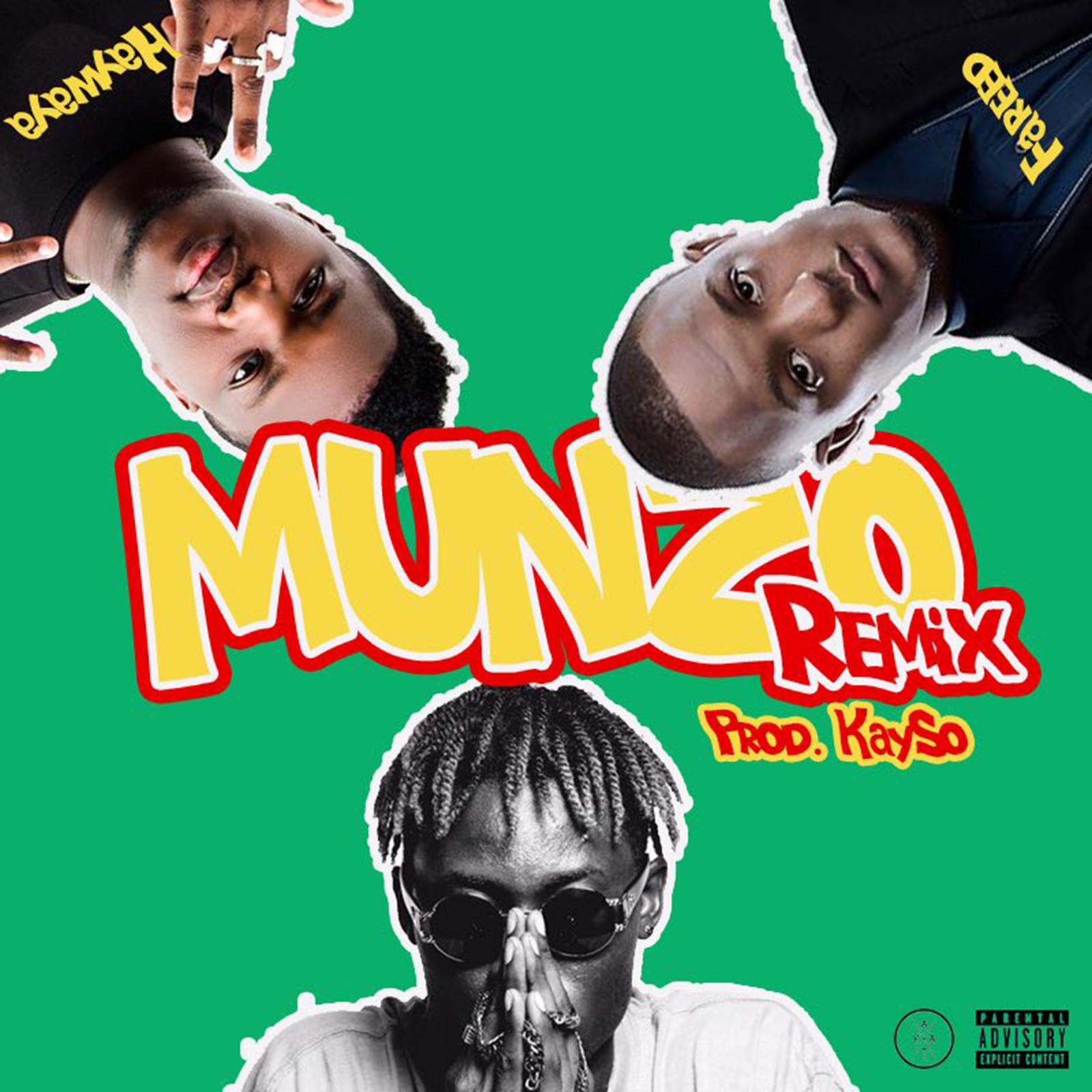 Munzo Remix by AYAT feat. Fareed & Hawaya