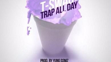 Photo of Audio: Trap All Day (explicit) by T-Swag