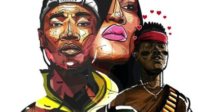 Photo of Audio: Over by Burn TBA feat Kwesi Arthur