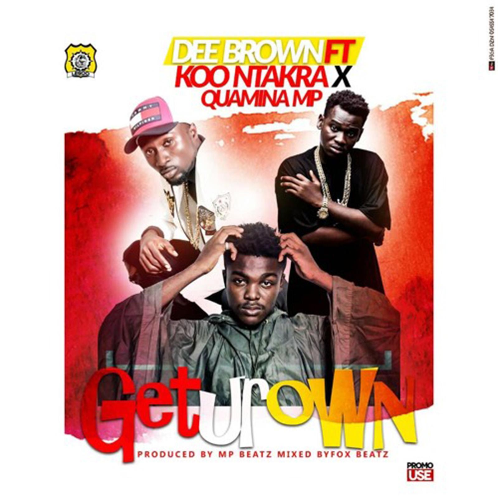 Get Ur Own by Dee Brown feat. Koo Ntakra & Quamina MP