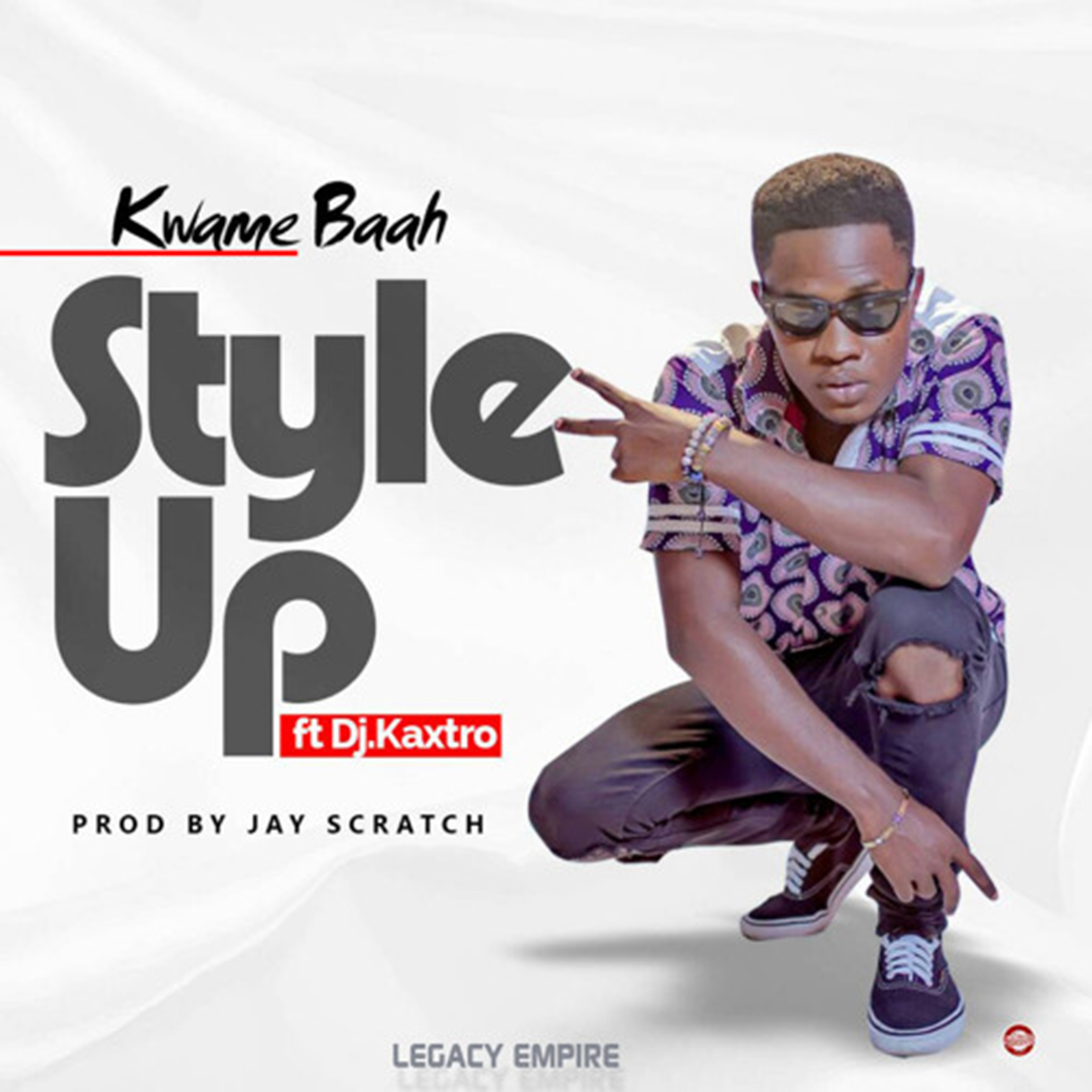 Style Up ft. by Kwame Baah feat. DJ Kaxtro