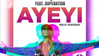 Photo of Audio: Ayeyi by E.L feat DopeNation