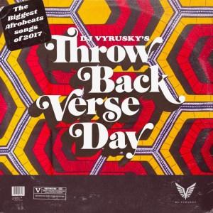 ThrowBackVerseDay 2017 by DJ Vyrusky