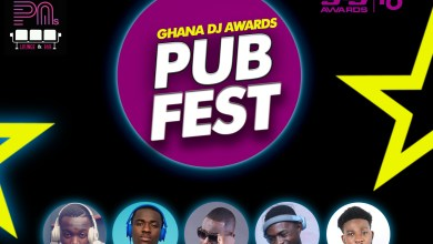 ghana dj awards, ghana music, pms lounge