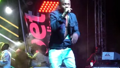 Maccasio's performance at the Untamed Energy Concert