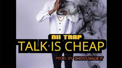 Photo of Audio: Talk Is Cheap by Nii Trap
