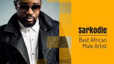 Photo of Encore as Sarkodie is nominated for another award