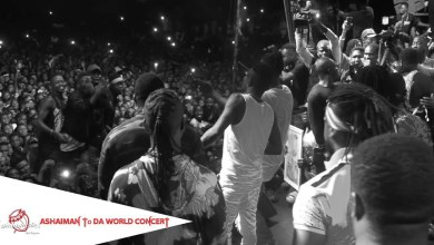 Photo of Video: Stonebwoy Squashes beef with Shatta Wale & Perform together