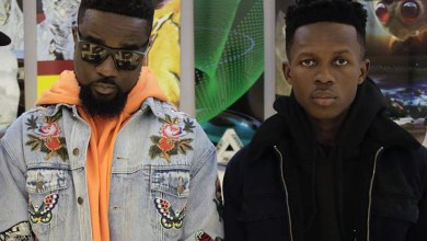Photo of Sarkodie and Strongman spit fire in their new rap songs
