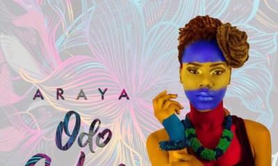 Odo Colour (Selfish Cover) by Araya