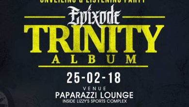 """Epixode announces February 25th for """"Trinity"""" listening"""