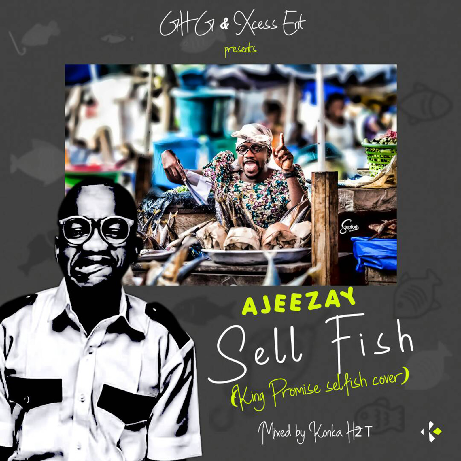 Selfish (King Promise Cover) by Ajeezay