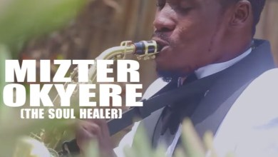 Angela (Sax Version) by Mizter Okyere