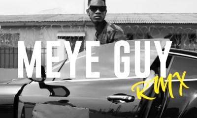 Meye Guy Remix by Ypee feat. Medikal & Sarkodie