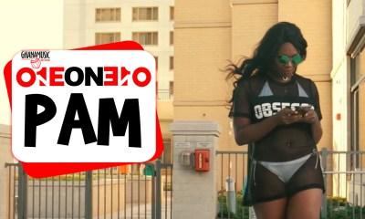 1 On 1: Ebony inspires me - Pam