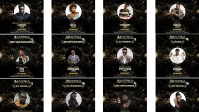 Sarkodie and Stonebwoy get 3&2 nominations as eight Ghanaians are nominated for AMI Awards Afrika