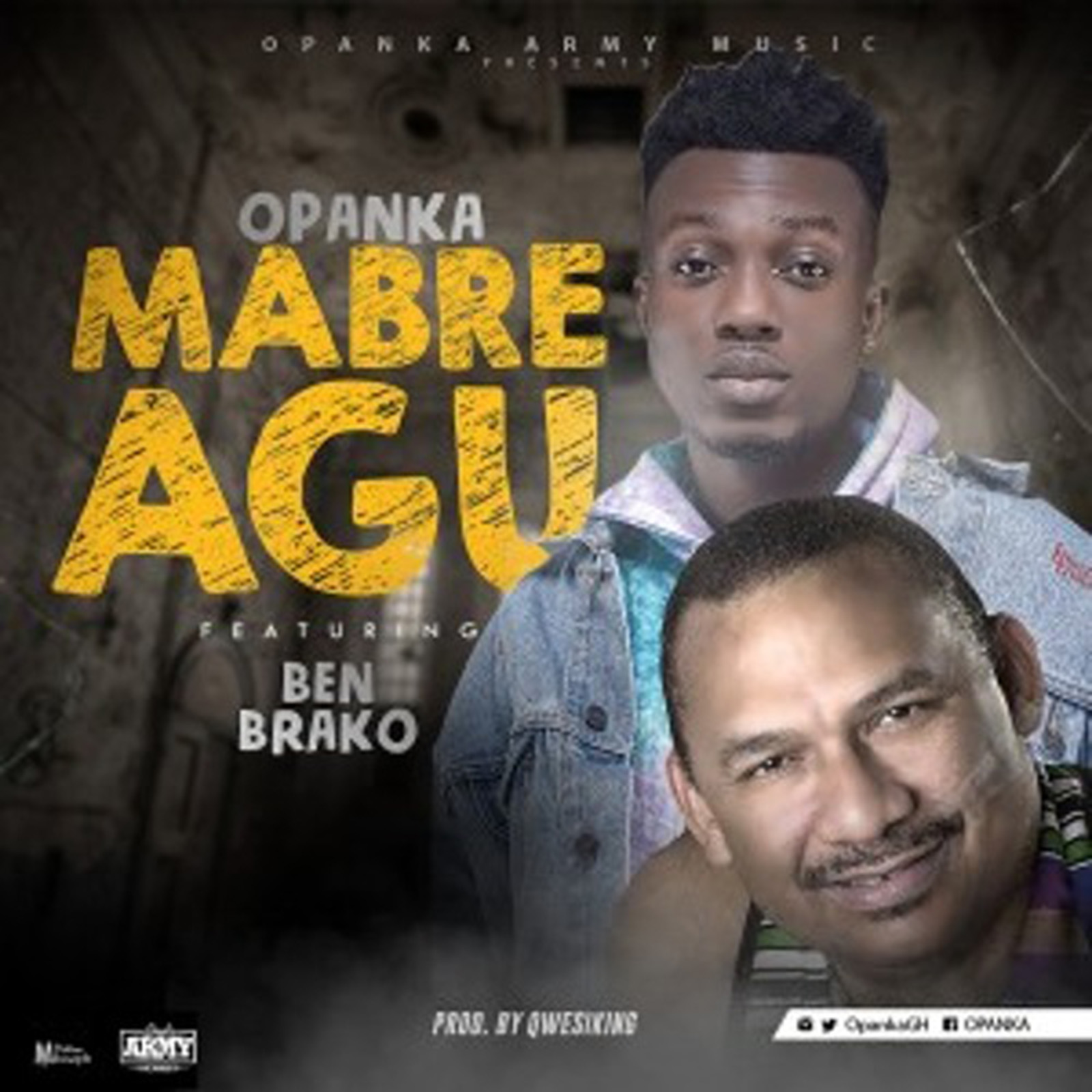 Mabre Agu by Opanka feat. Ben Brako