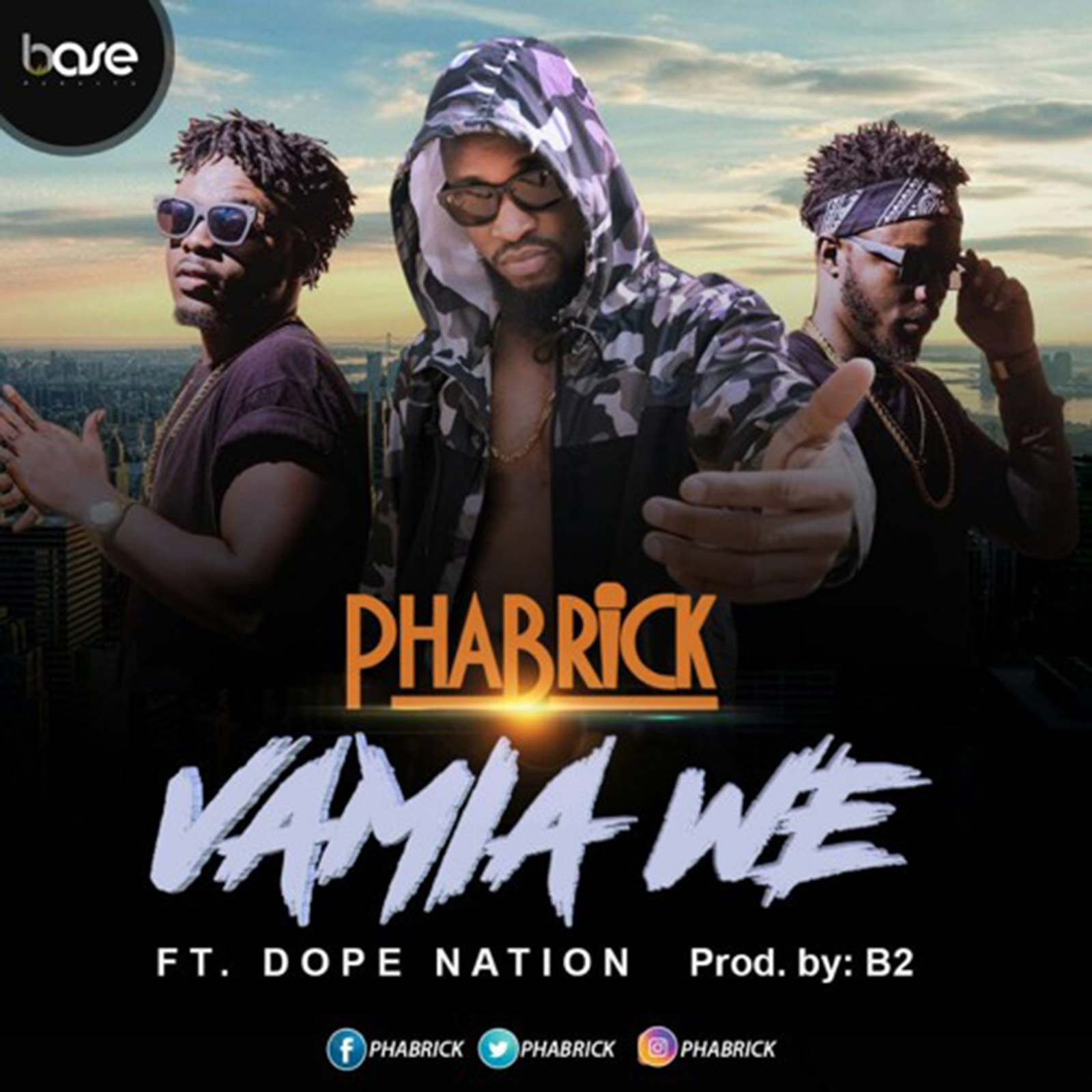 VaMia We by Phabrick feat. DopeNation