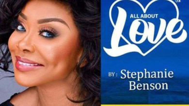 All About Love by Stephanie Benson