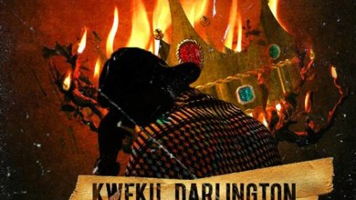 King My Foot by Kweku Darlington