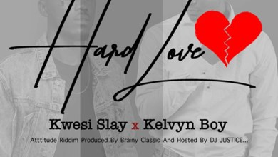 Photo of Audio: Hard Love by Kwesi Slay feat. Kelvyn Boy