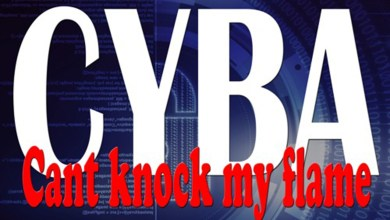 Photo of Audio: Cant Knock My Flame by Cyba